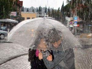 Aydın ve İlçelerinde Kuvvetli Yağış Bekleniyor