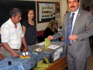 AK Partili Erdem Seçim Sonuçlarını Değerlendirdi