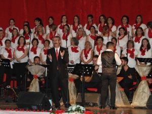 Gaziemir'de Halk Müziği Gecesi