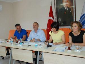 Didim'de Haziran Ayı Meclisinin İkinci Toplantısı Yapıldı