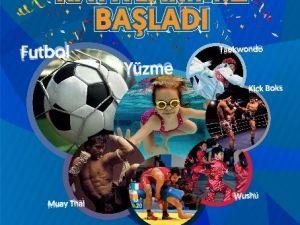 Şehzadeler Yaz Spor Okulu Kayıtları Başladı