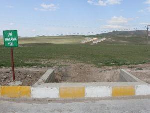Diyadin Belediyesi 460 Çöp Konteyneri Aldı