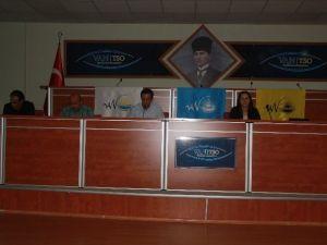 Van Büyükşehir Belediye Meclisi Toplantısı