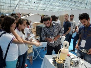 Antalya Büyükşehir Belediyesi'nden Bilim Festivali
