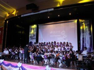 Nilüfer Koleji'nde Kültür Ve Sanat Şöleni