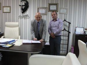 Engelsiz Yaşam Merkezi Sözleşmesi İmzalandı