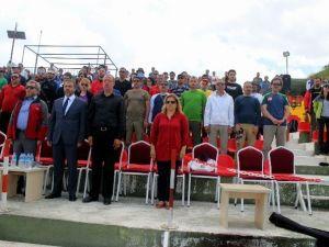 Ali Dağı Yamaç Paraşütü Şampiyonası Başladı