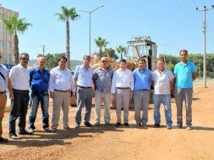 Kepez'de İşçilerin İkramiyeleri Ödendi
