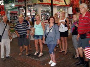 AYTO'nun Turizm Hamlesi Bu Yıl Da Devam Ediyor