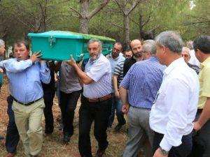 Başkan Yaralı Halitpaşa'da Cenaze Törenine Katıldı