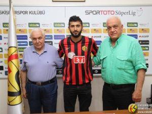 Aytaç Öden Eskişehirspor'da