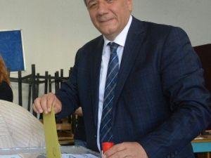 "Chp'li Mustafa Balbay: ""Oy Oranımızı Koruduk"""