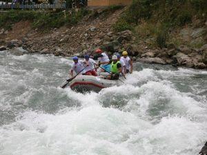 Rafting Eurocup İlk Kez Rize'de Düzenleniyor