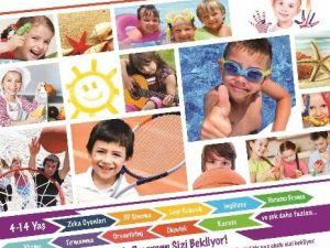 Vizyon Koleji, Yaz Okulu'nda Eğlence Ve Eğitimi Bir Araya Getirdi