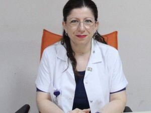 Afyonkarahisar Devlet Hastanesi Başdiyetisyeni Ruşen Özcan: