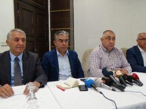 AK Parti Kars'ta Seçim Değerlendirmesi Yaptı!