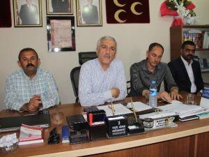 Mhp Iğdır'da Seçim Sonuçlarına İtiraz Etti