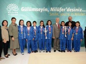 Türkiye Şampiyonluğu Kupasını Bozbey'e Getirdiler