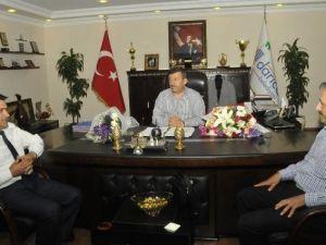 Çanakkale Yolcuları Karabacak'a Teşekkür Etti