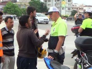 Düzce Polisi Kural Tanımaz Motorculara Göz Açtırmıyor