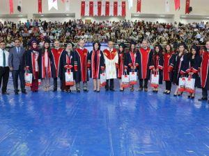 Amasya Üniversitesi'nde Mezuniyet Coşkusu Başladı