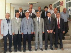 Doğanşehir Meslek Yüksekokulu Binasının Yapımı İçin Protokol İmzalandı