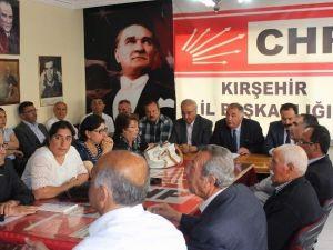 CHP Milletvekili Adayı Yılmaz Zengin: