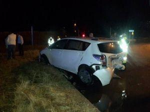 Sungurlu'da Trafik Kazaları: 8 Yaralı