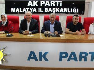 AK Partili Şahin Seçimleri Değerlendirdi