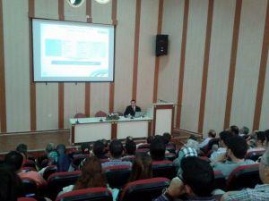 Üniversitede Veri Tabanı Eğitimi Düzenlendi