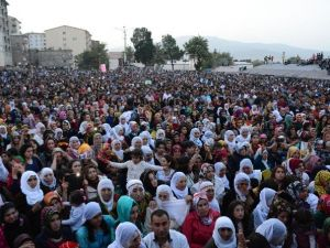 HDP'den Seçim Kutlaması