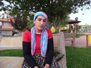 Koca Dayağından Bıkan Kadın Sokaklarda Yatıyor