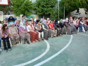 Kirazlı ve Çınar'da Halk Eğitimi Sertifika Törenleri Yapıldı