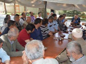Yeni Mahalle Huzur Toplantısı Yapıldı