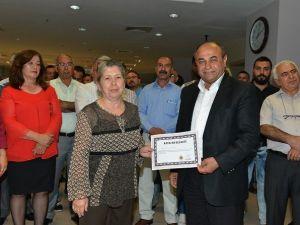 Çiğli'de El Emeği Göz Nuru Ürünler Görücüye Çıktı