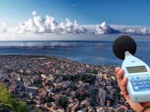 Trabzon'un Gürültü Kirliliği Haritası Hazırlanıyor