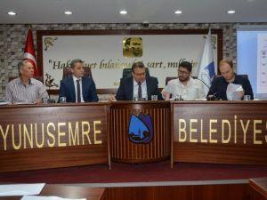Başkan Çerçi Ayakkabıcılar Sitesini İşaret Etti: