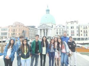 Vanlı Öğrenciler Avrupa'da