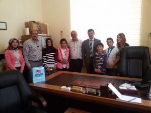 Erzimder, Türkiye 2.si Öğrencileri Ödüllendirdi