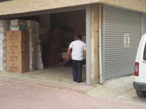 İzmir'de Kaçak Sigaraya Geçit Yok