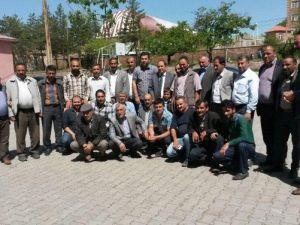 Ahlat'ta 'Geleceğimizi Taşıyoruz' Semineri