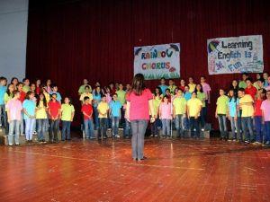 Erbosan Ortaokulu Yılsonu Etkinliği Düzenledi