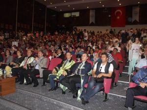 Mustafa Çıkrıkçıoğlu MYO'da Mezuniyet Sevinci