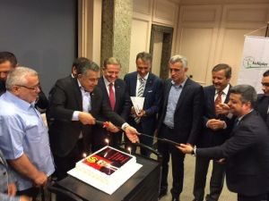 Mesut Hoşcan'a Sürpriz Doğum Günü Kutlaması