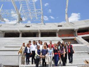 Eskişehir'deki Spor Yatırımları