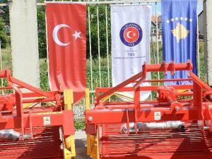 TİKA'dan Kosovalı Çiftçilere Önemli Destek