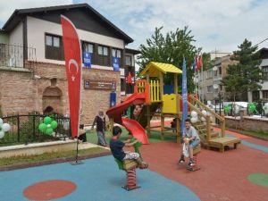 Hamam Tekke Artık 'Oyuncak Kütüphanesi'
