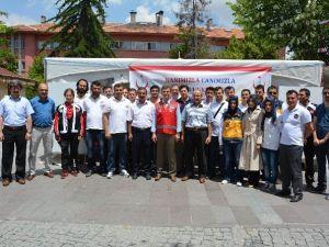 Konya 112'den Kan Bağışı Kampanyası