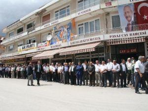 AK Parti Milletvekilleri'nden Sungurlu'ya Teşekkür Ziyareti