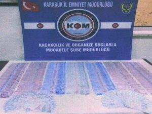 Karabük'te Sahte Para Operasyonu: 1 Gözaltı